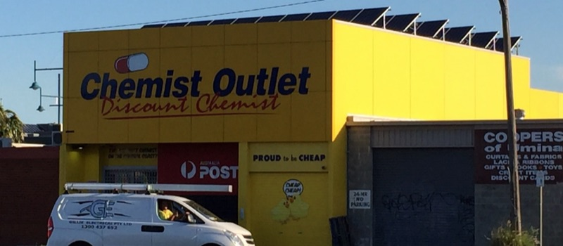 Projects - Chemist Warehouse
